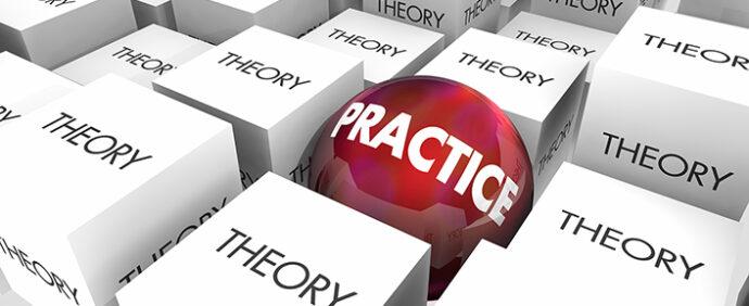 от теории к практике